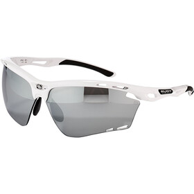 Rudy Project Propulse Okulary, white gloss/laser black